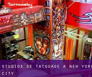 Studios de Tatouage à New York City