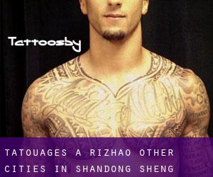 Tatouages ​​à Rizhao (Other Cities in Shandong Sheng, Shandong Sheng)
