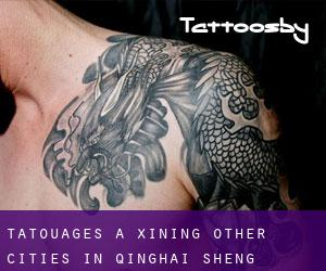 Tatouages ​​à Xining (Other Cities in Qinghai Sheng, Qinghai Sheng)